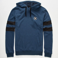 HURLEY Active Block Party Retreat Mens Hoodie 246960282 | Sweatshirts
