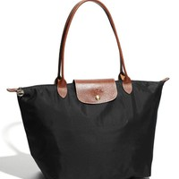 Longchamp New Le Pliage Nylone Tote Handbag Several Colors Medium Authentic Fran