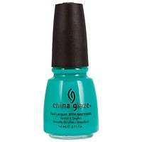 China Glaze - Four Leaf Clover 0.5 oz - #80936