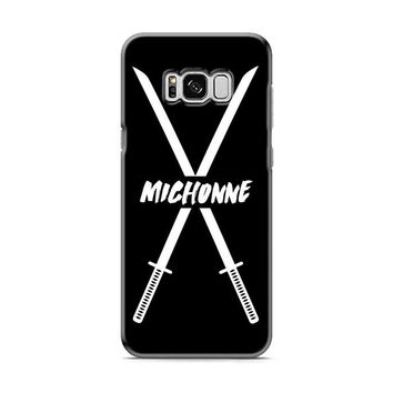 Michonne swords The Walking Dead Samsung Galaxy S8 | Galaxy S8 Plus Case