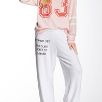 My Wish List Gidget Sweatpant