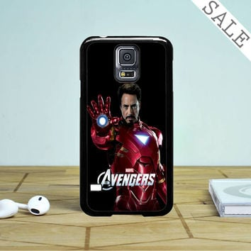 The Avengers - Iron Man Samsung Galaxy S5 Case