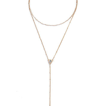 Constellation Sensation Gold Layered Necklace