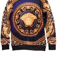 Oasap Lovely Baroque Hoodie 74% off retail