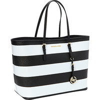 MICHAEL Michael Kors Jet Set Travel Stripe Medium Tote - eBags.com