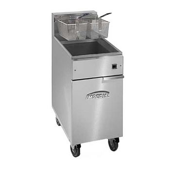 Imperial Fryer Electric Floor Model 75 Pound - IFS-75-E