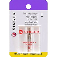Singer Universal Twin Stretch Sewing Machine Needle
