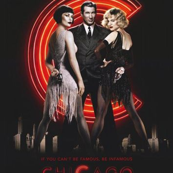 Chicago 11x17 Movie Poster (2002)