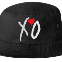 xo weeknd   bucket hat