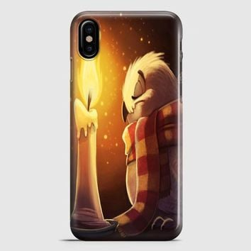 Hedwig Harry Potter iPhone X Case