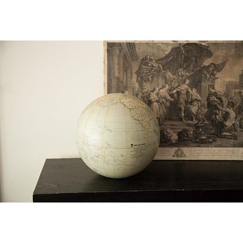 Vintage Repologie Light Blue Globe