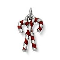 Enamel Candy Cane Charm | James Avery