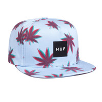 HUF - 3D PLANTLIFE SNAPBACK // LIGHT BLUE