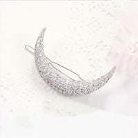 Moon Hairpin Hair Jewelry