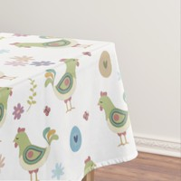 Easter Pattern Tablecloth