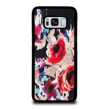 KATE SPADE HAZY FLORAL Samsung Galaxy S3 S4 S5 S6 S7 Edge S8 Plus, Note 3 4 5 8 Case Cover