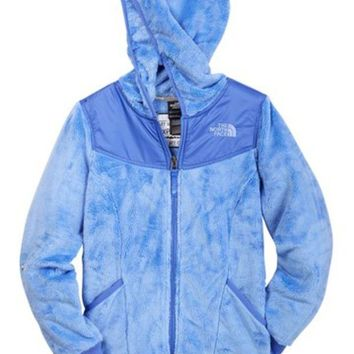 The North Face | Oso Fleece Hoodie (Big Girls) | Nordstrom Rack