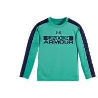 Under Armour Boys' Pre-School UA Stacked Long Sleeve