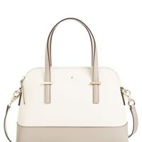 Women's kate spade new york 'cedar street - maise' satchel - Ivory