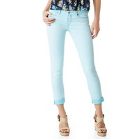 Ashley Ultra Skinny Frosted Color Jean - Aeropostale