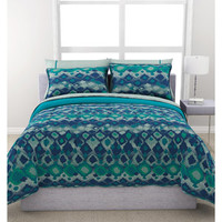 Walmart: Formula Python Reversible Bed in a Bag Bedding Set
