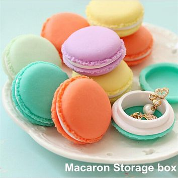 Hot 6 pcs/Lot Mini Storage Box Candy Organizer for Jewelry Zakka Gift Novelty Households
