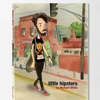 Little Hipsters By Michael White- Assorted One