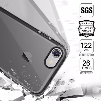 ROCK Drop protection phone case for iPhone 7/ 7plus Guard series case unbreak Anti knock phone Cover TPU crash proof phone shell