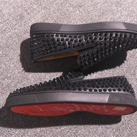 Cl Christian Louboutin Loafer Style