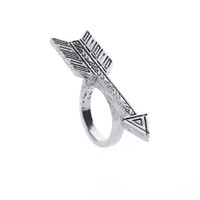 House of Harlow 1960 Jewelry Arrow Ring