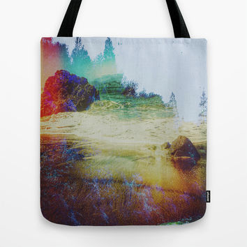 Both Worlds Tote Bag by DuckyB (Brandi)