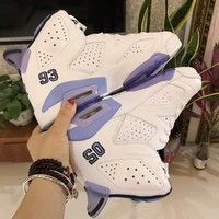 Air Jordan 6 Unc Pantone Sample Size 41 47.5 | Best Deal Online