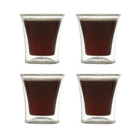 Highwave: Eurojo Espresso Glass 6oz 4Pc, at 28% off!