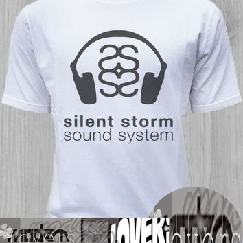 S4 Sound  TShirt Tee Shirts Black and White For Men and Women Unisex Size