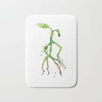 Pickett Bowtruckle Bath Mat by MonnPrint