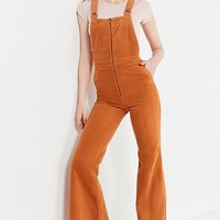 Rolla's East Coast Corduroy Flare Overall | Urban Outfitters
