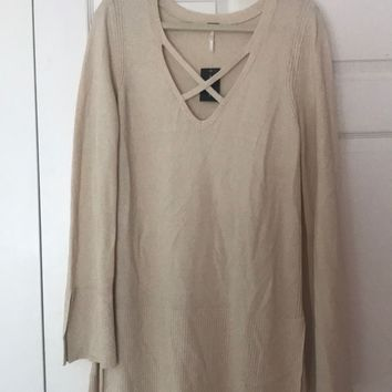 NWT Authentic Free People Sweater