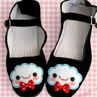 Happy Cloud Mary Jane Shoes - (Sizes 5,6, 7, 8, 9, 10 and 11)