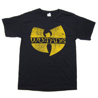 Wu-Tang Clan: Distressed Classic Logo Shirt