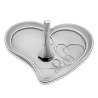 Mikasa® Love Story Silver Plated Ring Holder