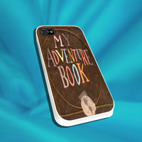 My Adventure Book Up For iPhone 4/4s,5/5s/5c, Samsung S3,S4,S2, iPod 4,5, HTC ONE