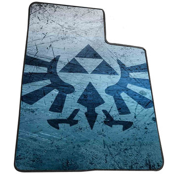 the-legend-of-zelda-grunge-logo  for Kids Blanket, Fleece Blanket Cute and Awesome Blanket for your bedding, Blanket fleece *AD*
