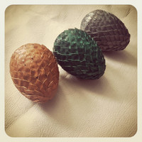 Dragon Eggs  Game of Thrones by darkballoons on Etsy