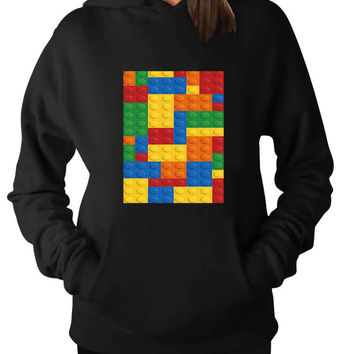 Lego Building Block For Man Hoodie and Woman Hoodie S / M / L / XL / 2XL*AP*