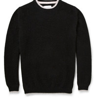 Sibling Slim-Fit Angora-Blend Sweater | MR PORTER