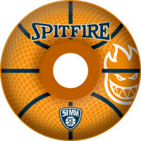 Sf Basketballers 53Mm Orange