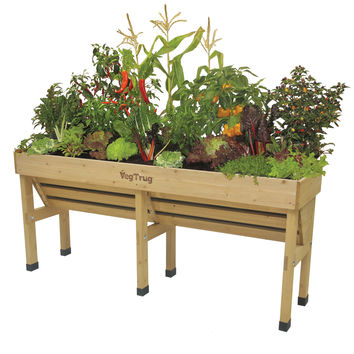 Veg Trug Wallhugger Raised Bed Planter