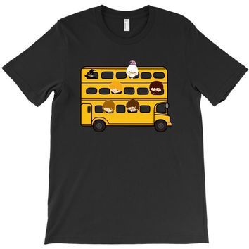 Harry Potter Schoolbus T-Shirt