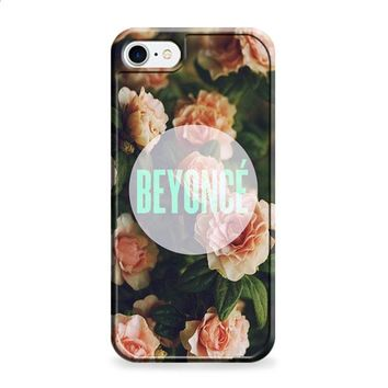BEYONCE FLOWER VINTAGE iPhone 6 | iPhone 6S case