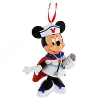 disney parks minnie mouse nurse holiday christmas ornament new with tags